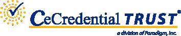 CeCredential Trust Logo