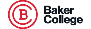Baker College Center for Graduate Studies Logo