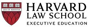 Harvard Law School Executive Education) Logo