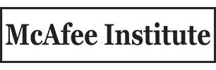 McAfee Institute Logo