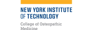 NYIT College of Osteopathic Medicine Logo